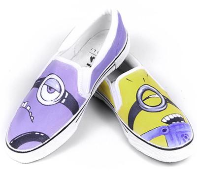 F-Gali Minion Casual Shoes