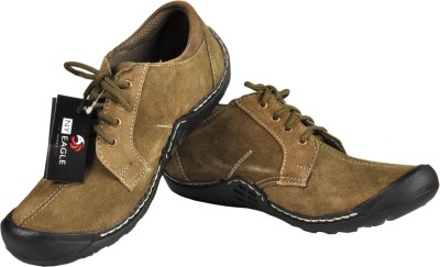 NY Eagle Pure Suede Leather Rugged Casuals