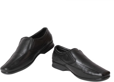 Leather King Slip On Shoes