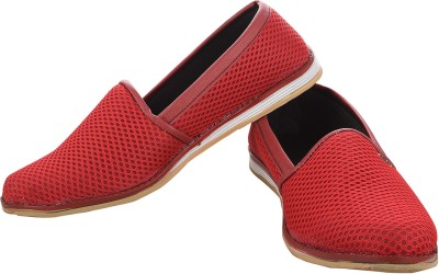 Kali Re1057Red Loafers