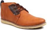 Vebero Dude-Cloud 9 Ankle Boots (Tan)