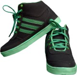 StyleToss Black and White Sneakers (Blac...