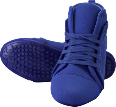 Metrogue Blue Sneakers