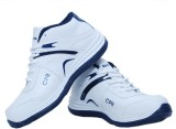 Corpus Highankle Running Shoes (White)