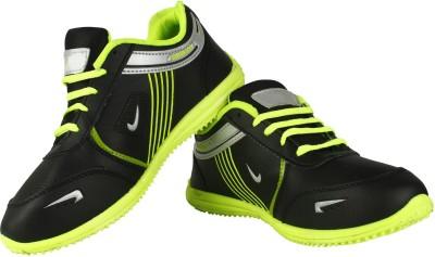 Vivaan Footwear Black-169 Running Shoes