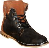 Socser Lifestyle Boots (Black)