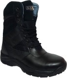 A S SPORTS AS013 Boots (Black)
