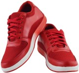 Elvace 8025 Riding Shoes (Red)