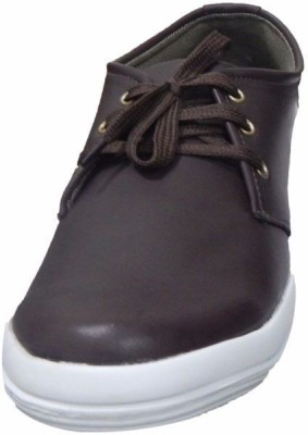 M-Toes M Toes Men Brown Casual Shoes Corporate Casuals