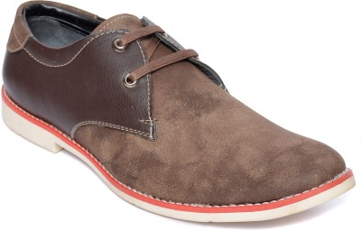 Kamil Brown Casual Shoes