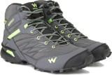 Wildcraft Hiking & Trekking Shoes (Grey)