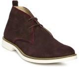 Harvard Casual Shoes (Brown)