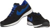 Ros 1056 Black RBlue Walking Shoes