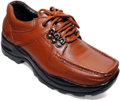 LeeQube Nad Leather Outdoor Shoes
