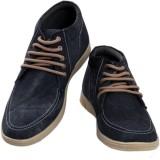 Hitansh India Canvas Shoes (Grey)