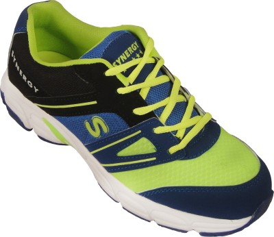 Action Synergy PH009 Blue/Green Sports Walking Shoes