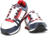 Sparx Sneakers (Navy, Red, White)