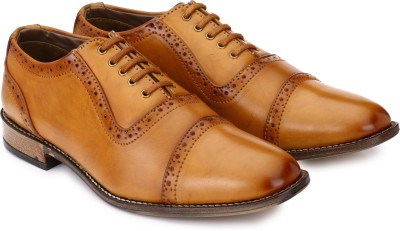 Prolific Lace Up(Tan)