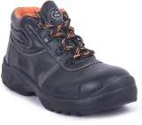 Fuel Shoes Casual Shoes (Black, Orange)