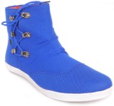 NYN Wrinkled Casual Shoes (Blue)