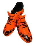 Flash Boys Lace Football Shoes (Orange)