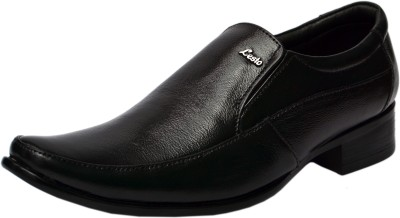Molessi Molessi Black Slip On Shoes