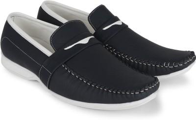 Lee Liner Plain Loafers(Blue)