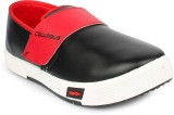 Columbus Sneakers (Black, Red)
