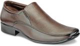 Yepme Office Slip On Shoes (Brown)