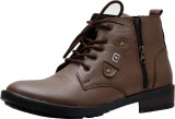 Feetway Casual Shoes (Brown)