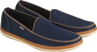 Quarks Loafers(Blue)