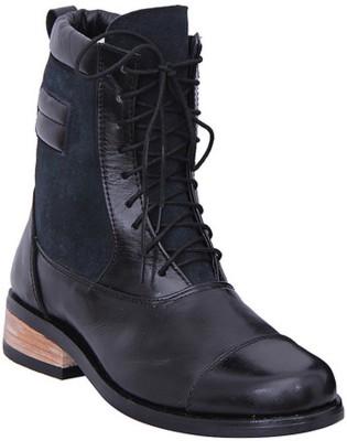 Stiletto Black color Boots