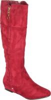 Venus Steps Oe-L166-Af-1380-195 Boots(Red)