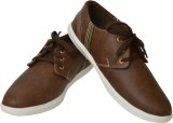 Finax Casual Shoes (Brown)