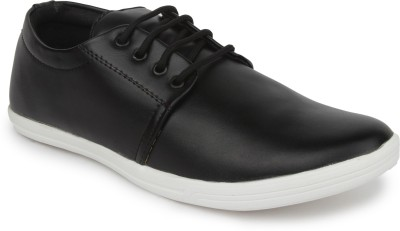 Musk Duck M-D-303Black Casual Shoes