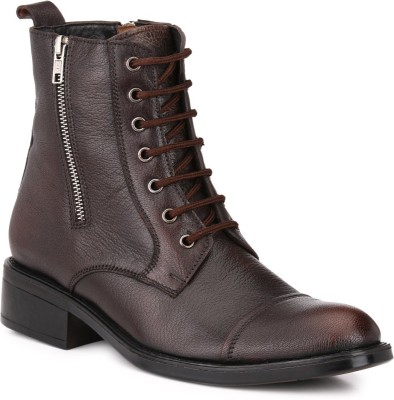 Mactree Genuine Leather Boots