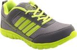 Porcupine Laced Running Shoes (Olive, Gr...