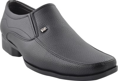 Real Blue Aa025 Slip On Shoes