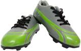 Aryans Stripes Football Shoes (Grey)