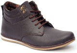 WhiteCherry Casual Shoes (Brown)
