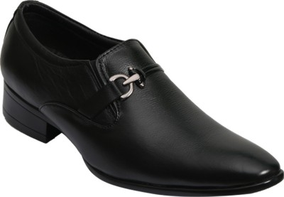 Vittaly premium Leather Slip On Shoes
