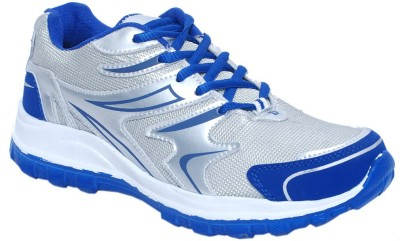 Corpus J500-Grey-R.Blue Running Shoes