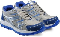 Corpus J500-Grey-R.Blue Running Shoes(Grey, Blue)