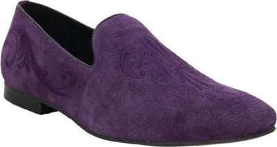 Hats Off Accessories Purple Loafers