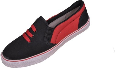 Red Fox Canvas Shoes
