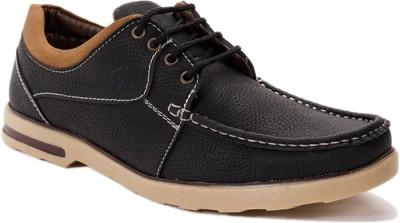Levon London Levon Wimbledon Black Sneakers