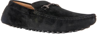 Ash Grey Loafers