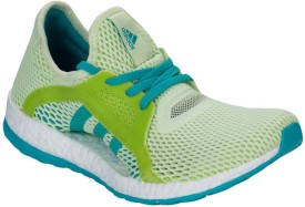 Adidas Running Shoes(Green)
