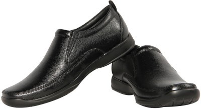 Swagger Leather Slip On Shoes