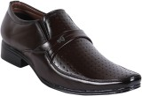 Quarks Formal Perforated Slip On Shoes (...